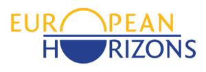 European Horizons logo