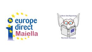Linae + Europe Direct Maiella logos